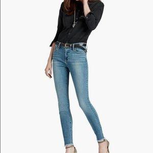 NWOT Lucky Brand Ava legging skinny jeans size 6